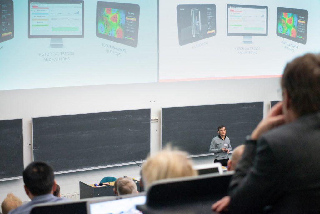Framery-puhelinkopin digitaalinen kaksonen esillä DigiTwin demo-päivässä